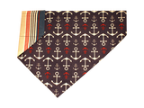 Anchor Dog Bandana