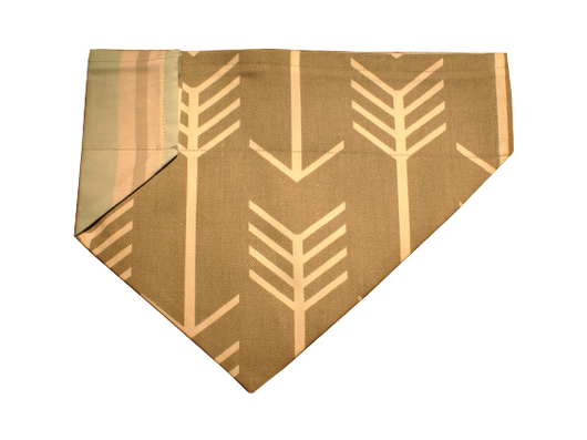 Arrow Dog Bandana