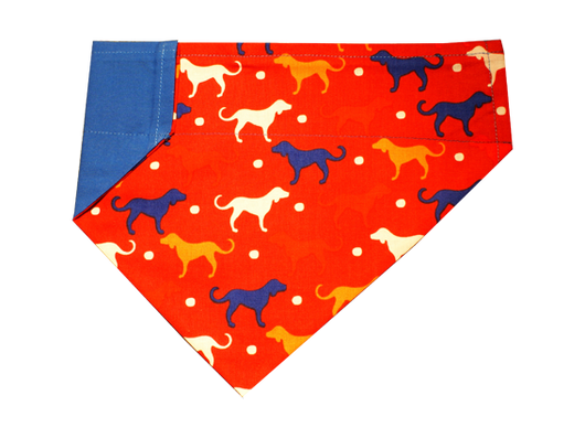 Dog Friends Dog Bandana