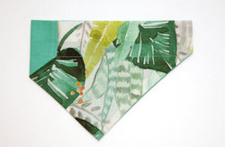 Green Tropic Bandana