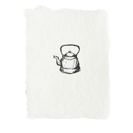 kettle note card