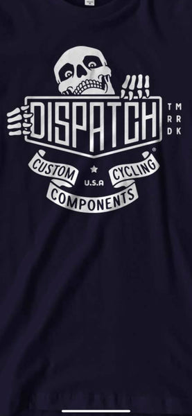 Dispatch Skeleton Logo T-Shirts Are Coming