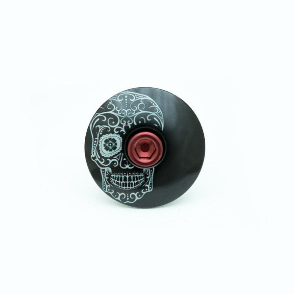 Sugar Skull - Headset Cap