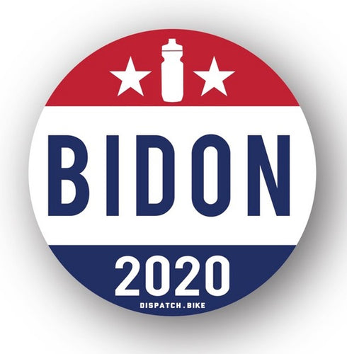 Bidon 2020 Sticker