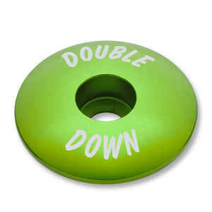 Double Down Bicycle Headset Cap