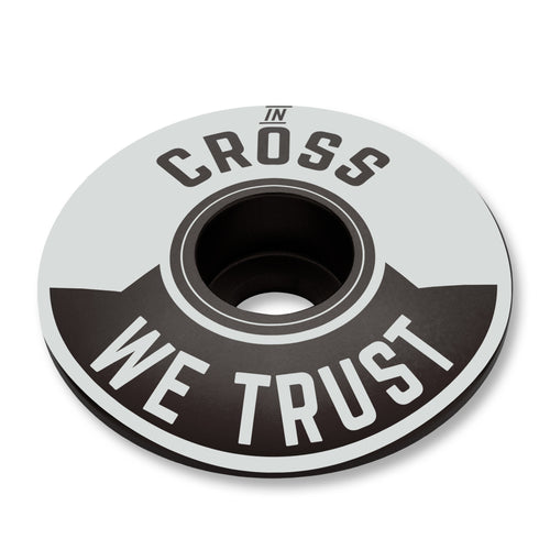 In Cross We Trust Headset Cap