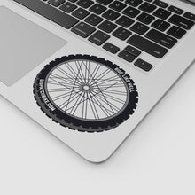 Load image into Gallery viewer, RIDE LIKE HELL - Bicycle Wheel Sticker