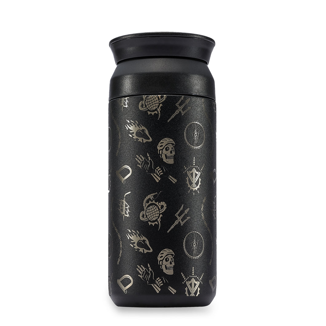 Dispatch Bicycle Life Pattern Mug