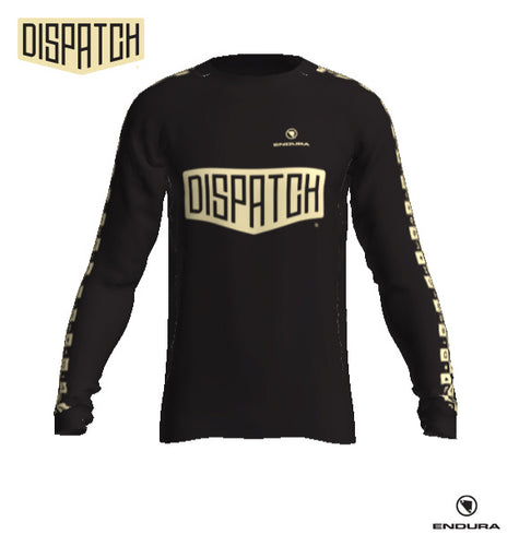 Dispatch - Endura Long Sleeve Might As Well Ride Jersey