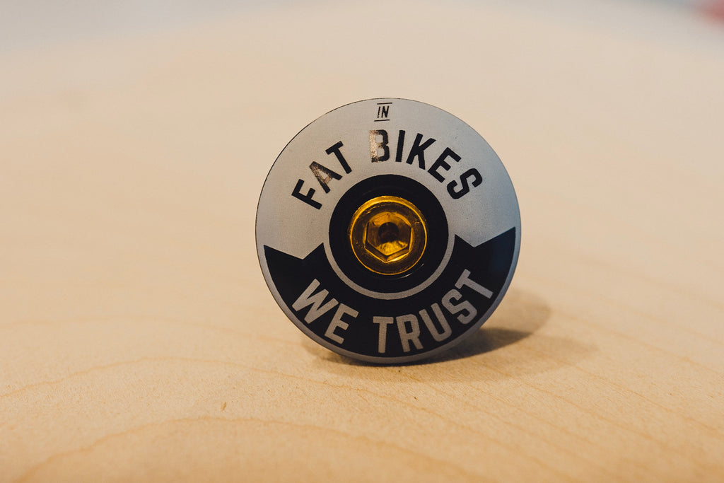 In Fat Bikes We Trust