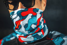 Load image into Gallery viewer, Seuss Camo Neck Gaiter