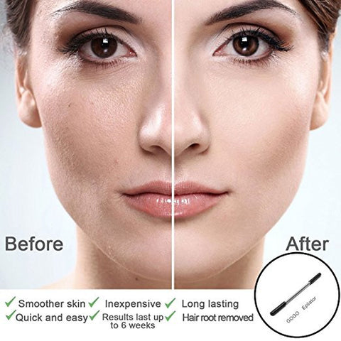 Facial hair epilator popnchic no more unattractive facial hair the amazing facial hair epilator will quickly and easily remove unwanted facial hair in the comfort and privacy of your solutioingenieria Gallery