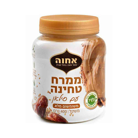 Achva - Tahini and Silan Spread 14.1 oz