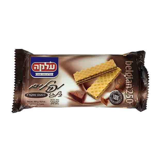 Alma -Belgian Wafers Chocolate Flavor