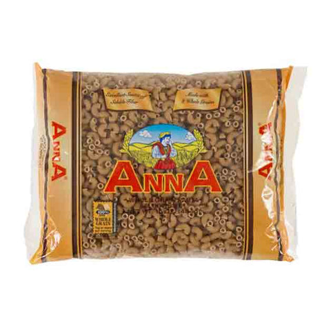 Anna - Whole Grain Italian Elbows Pasta No. 81