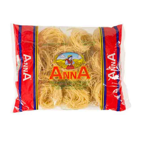 Anna - Italian Capelli D'Angelo Nests Pasta No. 106