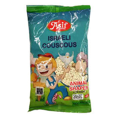 Asif - Israeli Couscous Animal Shapes For Kids