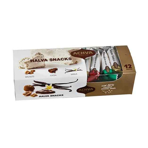Achva - Snacks Halva Gift Box.