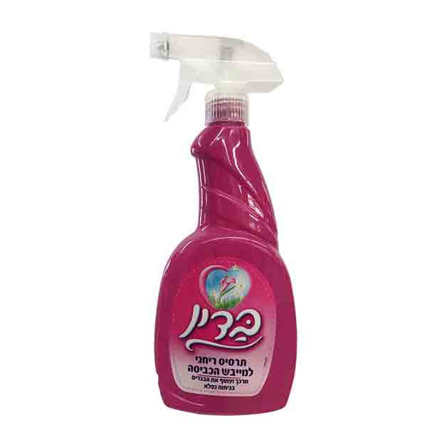 Badin - Perfumed Spray for Dryer (Pink)
