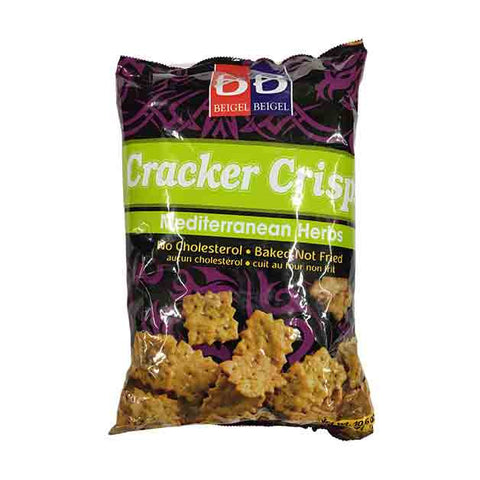 B&B - Cracker Crisps - Mediterranean Herbs