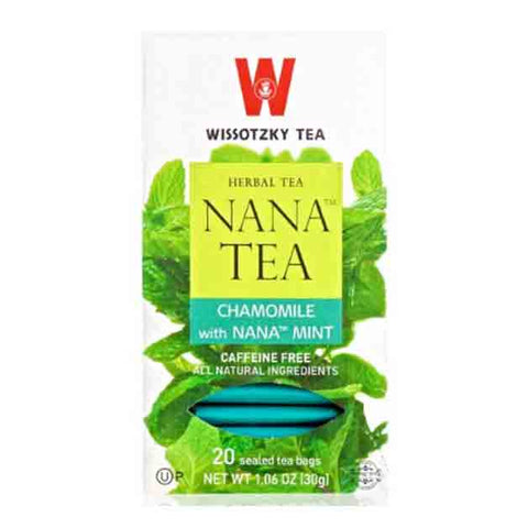 Wissotzky -  Herbal Tea, Chamomile, with Nana Mint