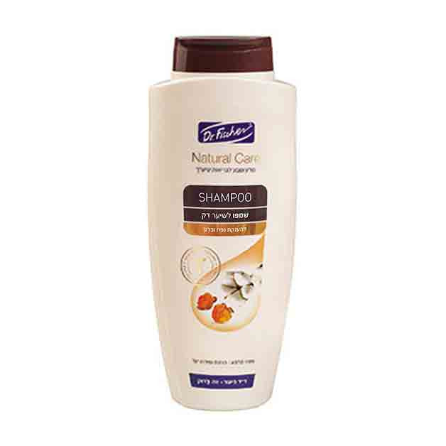 Dr Fischer - Neo Natural Shampoo for Fine & Delicate Hair / Cotton & Berries