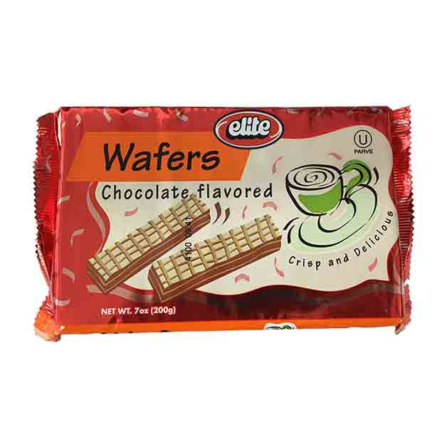 Elite - Wafers Chocolate Flavored