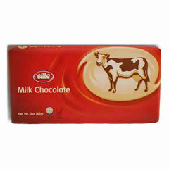 Elite - Milk Chocolate Bar 3.5 Oz