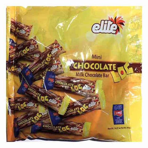 Elite Mini Mekupelet  Chocolate Bar in a Bag