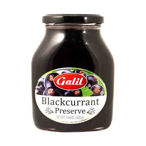Galil Blackcurrant Preserve