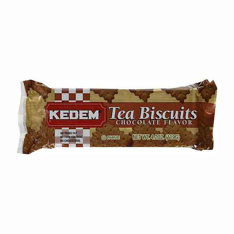 Kedem - Tea Biscuits Chocolate Flavor