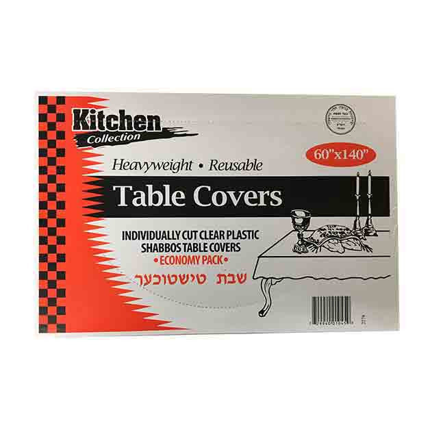 "Kitchen Collection - Table Covers 60""x140"""