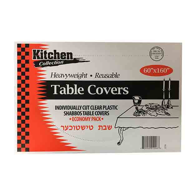 "Kitchen Collection - Table Covers 60""x160"""