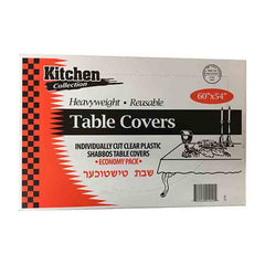 "Kitchen Collection - Table Covers 60""x54"""