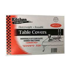 "Kitchen Collection - Table Covers 60""x72"""