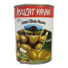Kvuzat Yavne - Giant Green Nuovo Olives