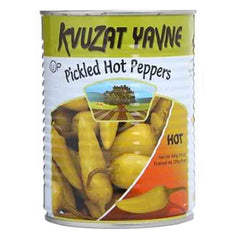 Kvuzat Yavne - Pickled Hot Peppers (Shipka)