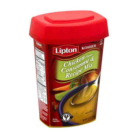 Lipton - Chicken Flavor Consomme & Recipe Mix