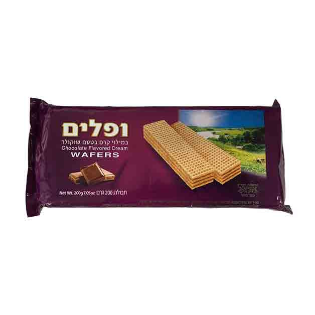 Manamim - Chocolate Flavored Wafers