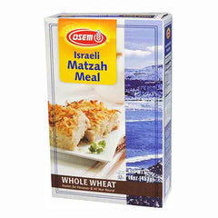 Osem - Israeli Matzah Meal, Whole Wheat