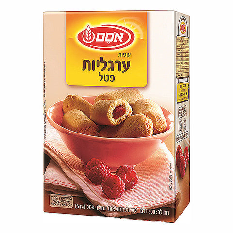 Osem - Argaliot Raspberry Filled Cookies 300 gr