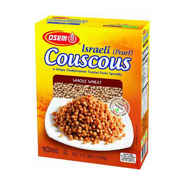 Osem -  Israeli Couscous, Whole Wheat, 8.8 Ounce
