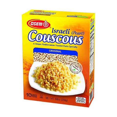 Osem - Israeli Couscous, 8.8-Ounce Box.