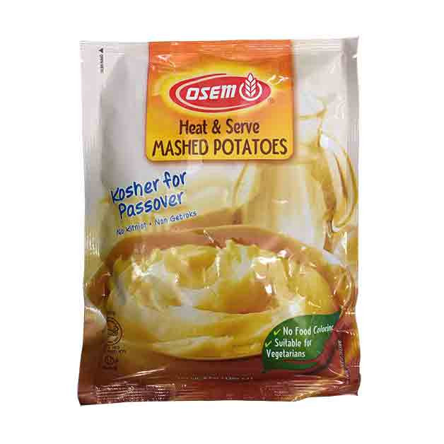 Osem H&S, Mashed Potato