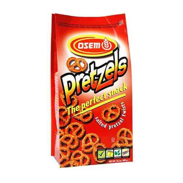 Osem Salted Pretzel Twists