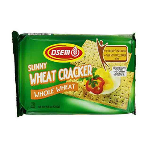 Sunny Wheat Crackers, Whole Wheat