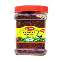 Galil Paprika with Oil, Fine, 14 Ounce