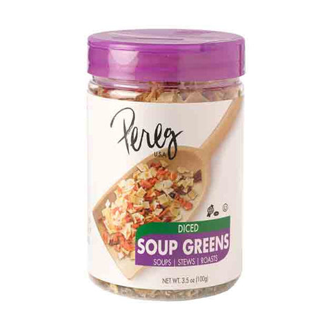 Pereg - Soup Greens - Diced