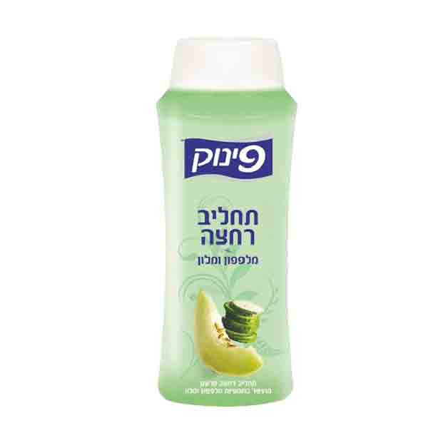 Pinuk cucumber melon body wash