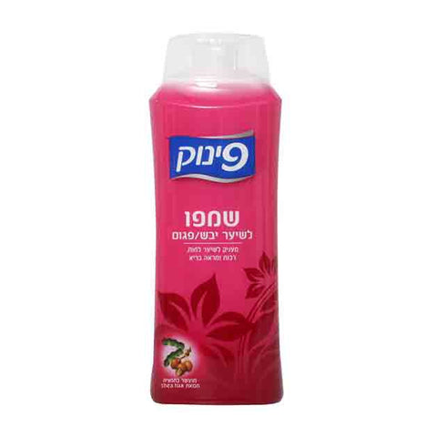 Pinuk - Shampoo for Dry Hair With Shea Butter